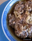 Steamed Ground Pork With Cuttlefish/Yau Yee Cheng Gee Yoke