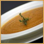 Pumpkin-Apple Soup