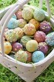 Skinny Easter Egg Cake Balls