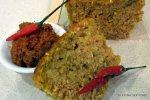 Red Curry/Sambal Banana Cake