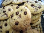 Hard -Boiled Egg Chocolate Cookies