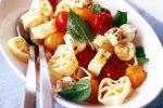 Cheese & tomato pasta