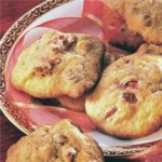 Cranberry Spice Cookies