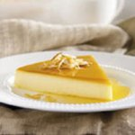 Almond Coconut Flan