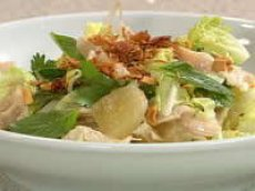 Chicken and Pomelo Salad