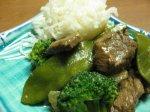 Beef and Veggies Stir Fry