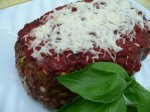 Pizza Style Meatloaf
