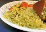 Green Cilantro Rice