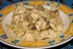 Dijon Chicken Mushroom Stroganoff