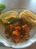 Borinquen Jibarito Sandwich