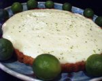 Nellie's Low-Fat Key Lime Pie