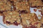 Almond Raspberry Squares