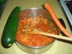 Italian Sausage Vegetable Soup