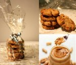 Grandma's E-Z Peanut Butter Cookies