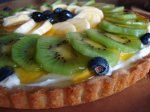Fresh Summer Fruit Tart