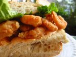 Stan's Place Shrimp Po Boy