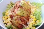 Copycat Applebee's Low-Fat Blackened Chicken Salad