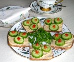 Party Rye Appetizers