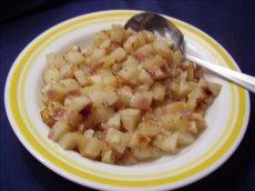 Swedish Creamed Potatoes from Skane (Skansk Potatis)