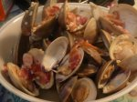 Clams in Garlic & White Wine