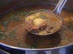 Goulash Soup- German