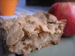 Apple Nut Torte