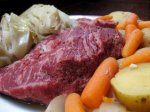 Corned Beef Dinner - Crock Pot