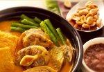 KARI-KARE (Meat and Vegetable Stew in Peanut Sauce)