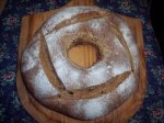 Caramelized Onion Bread (Bread Machine)