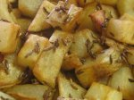 Libbie's Fried Potatoes With Caraway