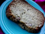 Banana Walnut Loaf (Bread Machine)