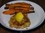 Pan-Fried Fresh Salmon Cakes