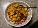 Curried Cauliflower or