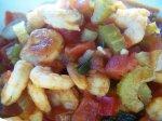 Crawfish (Or Shrimp) Etouffe'