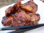 Sweet Hoisin Chicken Drumsticks
