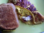 Flaeskeaeggekage (Danish Bacon & Egg Pancake/Omelet)