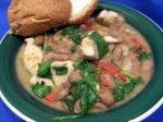 Tuscan Chicken Stew