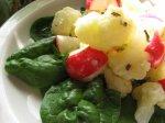 Chilled Cauliflower a La Grecque
