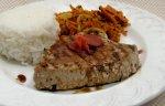 Japanese Grilled Tuna