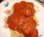 Beez's Meat Spheres (Aka Meatballs)