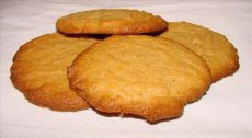 Peanut Butter Cookies[no Flour!]