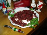 Zippy Peppered Cranberry Relish