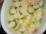 Zucchini & Yellow Squash Casserole