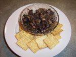 Portabella Mushroom Caviar