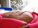 Mom's 100% Whole Grain Air Buns (Rolls) (Knead Dough in the Abm)