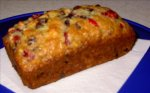 Cranberry Chocolate Orange Loaves