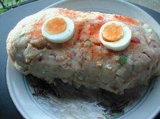 Unique Potato Salad Roll-Up (Via Susiequsie)