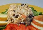 Chicken Tuna Salad