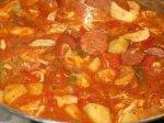 Sausage and Chicken Stew