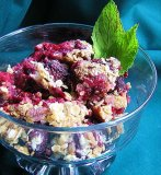 Blueberry Crisp (Diabetic)